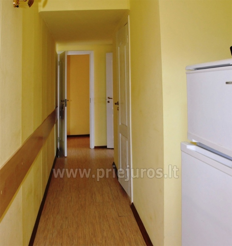 Spacious two-room apartment. Quiet location, 10 min. on foot the the beach - 8