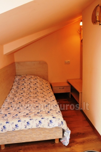 Spacious two-room apartment. Quiet location, 10 min. on foot the the beach - 11