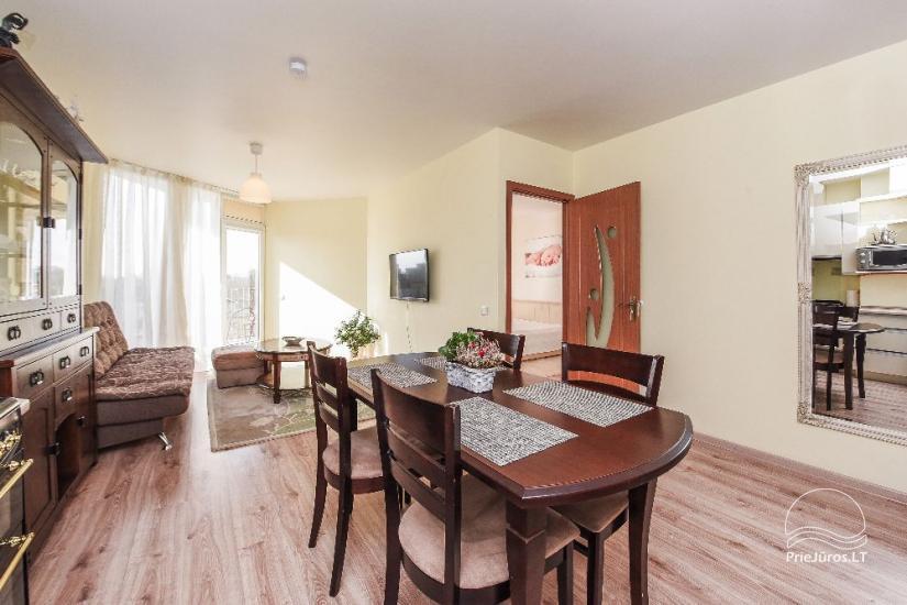 2 Zimmer-Wohnung in Sventoji - 3