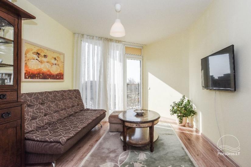2 Zimmer-Wohnung in Sventoji - 4