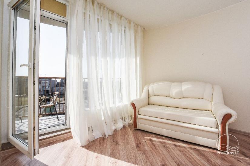 2 kambarių butas ŠVENTOJOJE su dideliu balkonu - 8