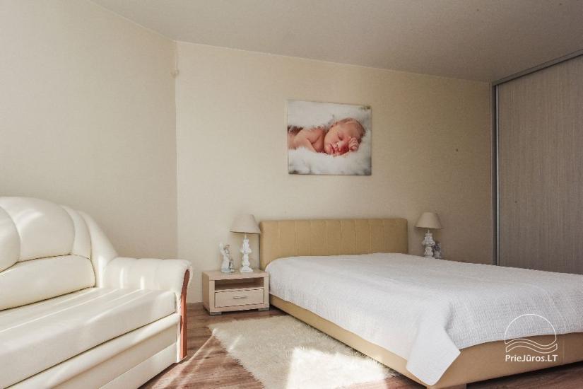 2 Zimmer-Wohnung in Sventoji - 9