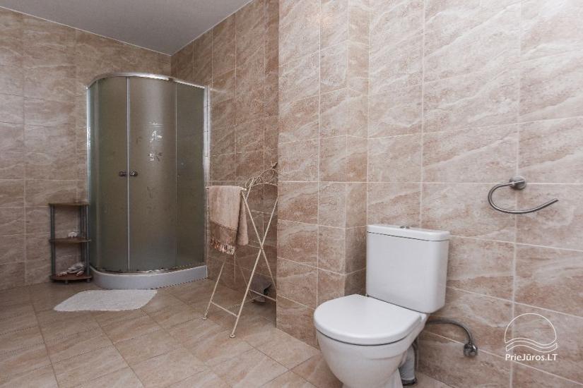 2 Zimmer-Wohnung in Sventoji - 11