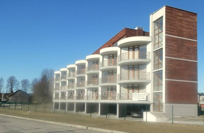2 kambarių butas ŠVENTOJOJE su dideliu balkonu - 1