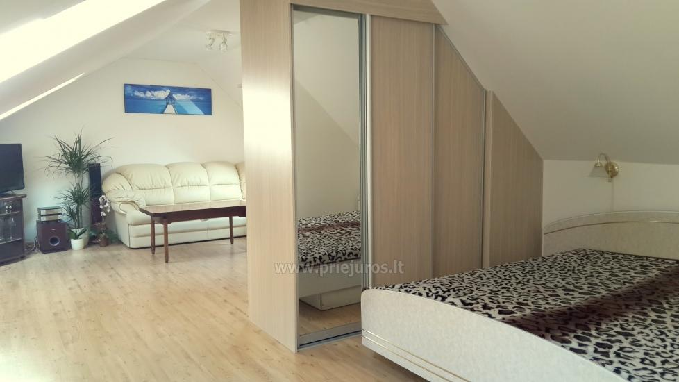 1-2-room apartments, flats for rent in Juodkrante - 11