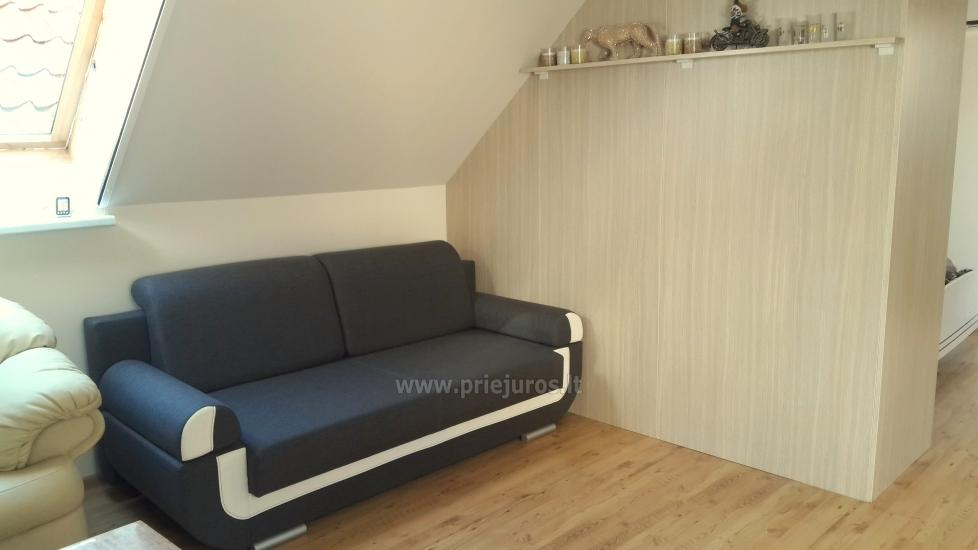 1-room apartment for rent in Juodkrante, Curonian Spit - 5