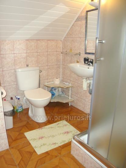 1-room apartment for rent in Juodkrante, Curonian Spit - 6