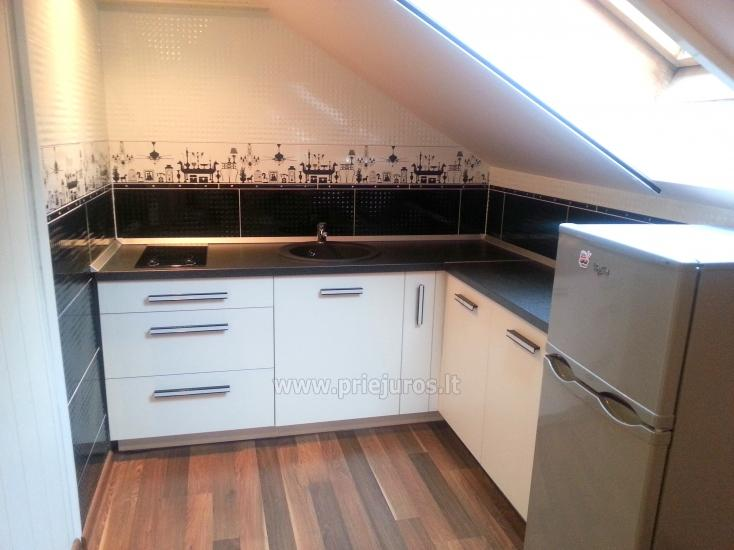 1-room apartment for rent in Juodkrante, Curonian Spit - 8