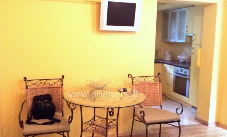 Drei-Zimmer-Wohnung zur Miete in Juodkrante, in der Nähe der Lagune - 1