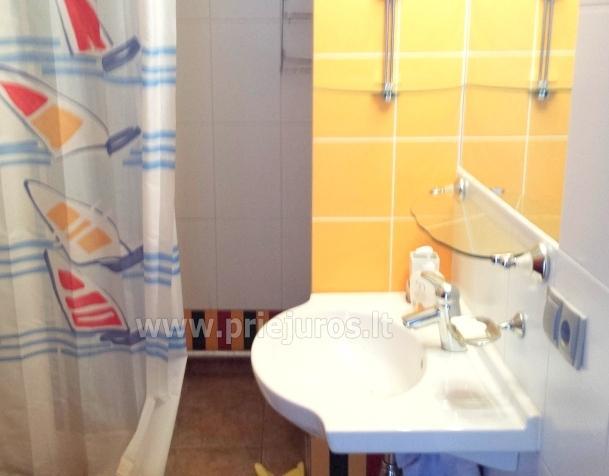 3 kambarių buto nuoma Juodkrantėje, šalia miško ir marių - 8