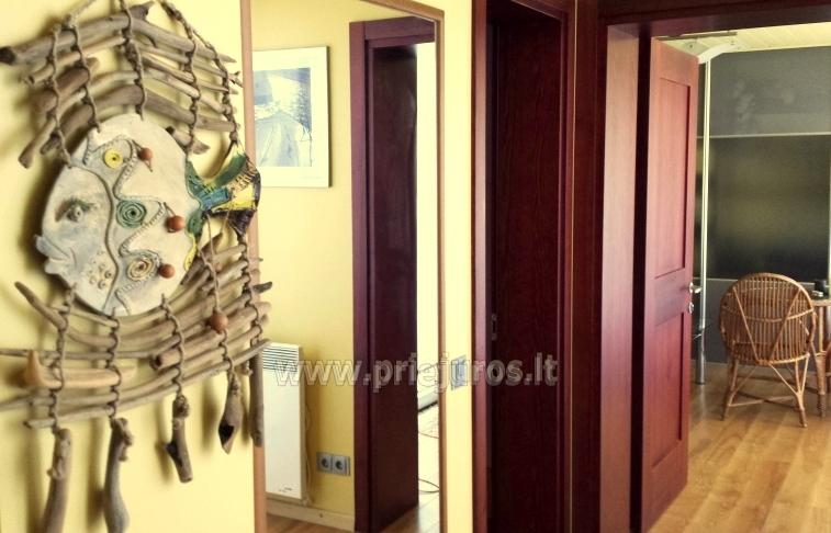 Two-bedroom apartment for rent in Juodkrante, near  lagoon and forest - 2