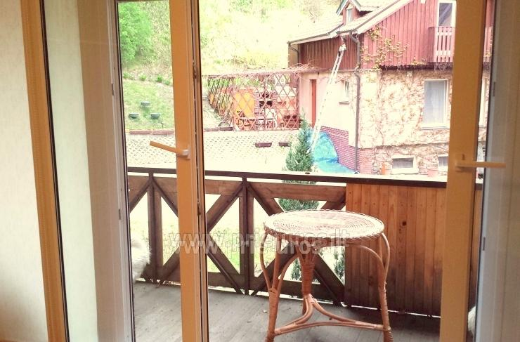 Two-bedroom apartment for rent in Juodkrante, near  lagoon and forest - 3