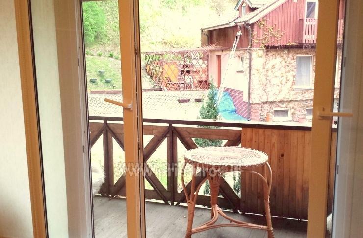 Drei-Zimmer-Wohnung zur Miete in Juodkrante, in der Nähe der Lagune - 3