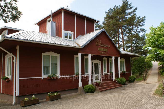 Gasthaus in Palanga Vasaros AMBASADA - 3