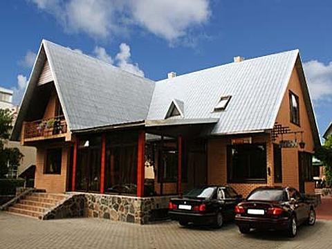 Zimmer und Suiten im Zentrum von Palanga - Vila Elena
