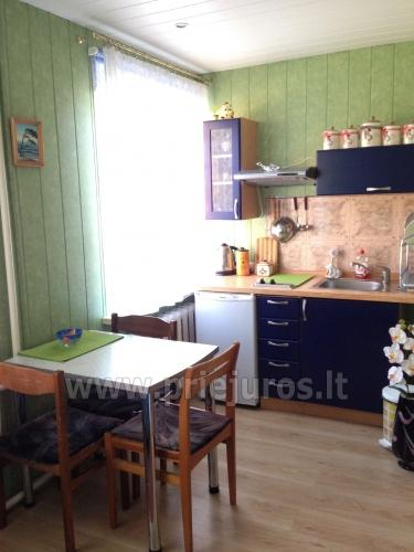1 room condo rent in Juodkrante near Curonian lagoon - 5