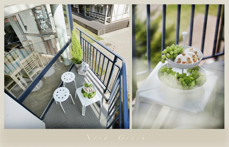 Appartement Nora Green im Zentrum von Nida mit einem Blick auf Lagune - 13