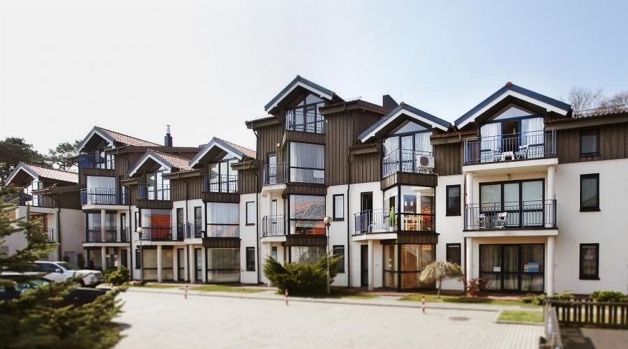 Appartement Nora Green im Zentrum von Nida mit einem Blick auf Lagune - 16