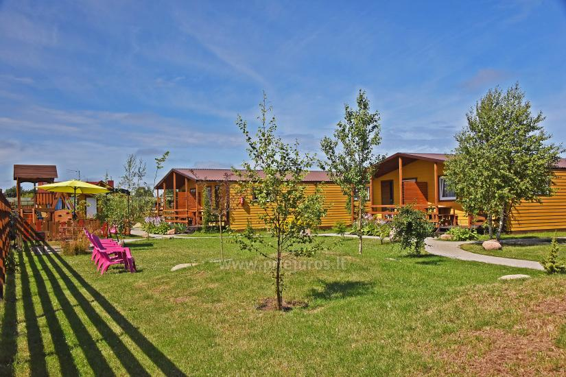 New bungalows with terraces in Sventoji Vasare - 23