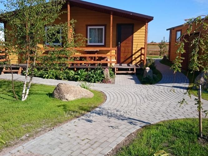 New bungalows with terraces in Sventoji Vasare - 13