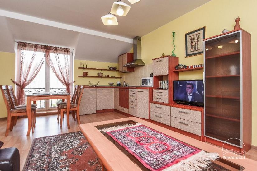Nr. 1 dviejų kambarių butas