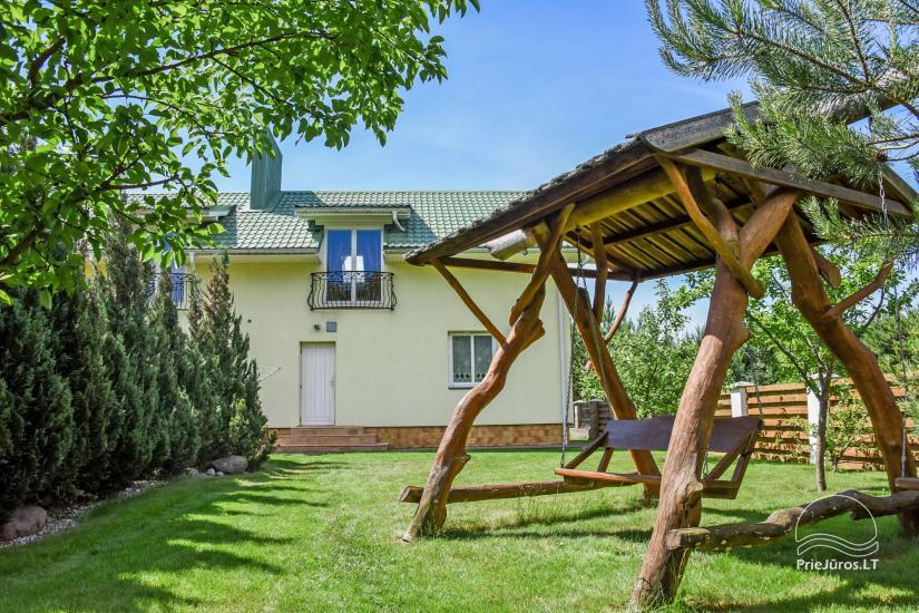 Apartamentai viloje GERO POILSIO - 9
