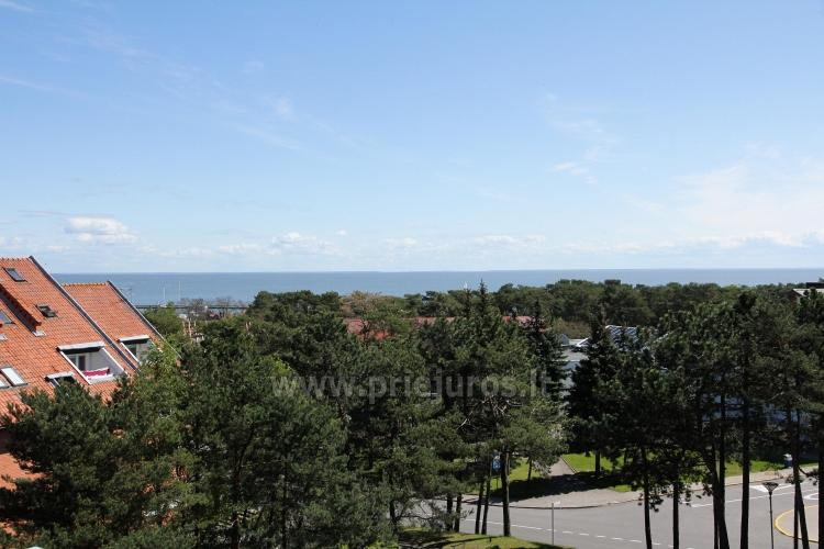 Modern two rooms apartment with a view of the Curonian lagoon - 12
