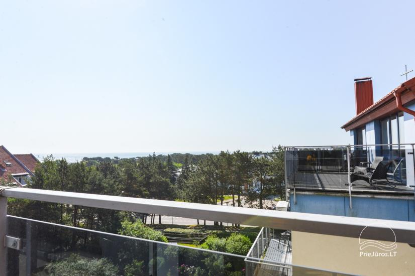 Modern two rooms apartment with a view of the Curonian lagoon - 2