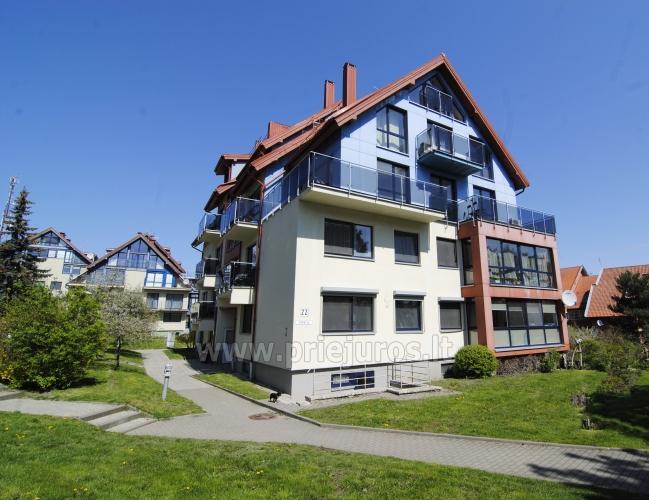 Wohnung zur Miete in Nida, für 2-3 Personen - 1