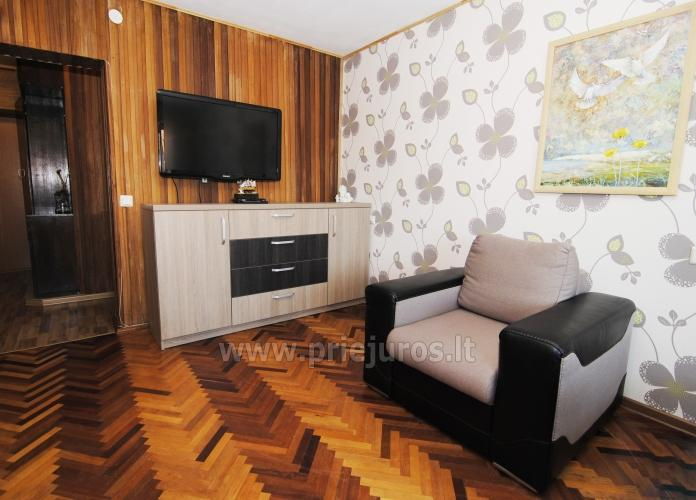 Wohnung zur Miete in Nida, für 2-3 Personen - 4