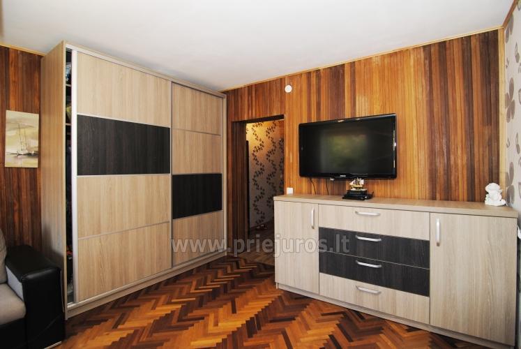 Wohnung zur Miete in Nida, für 2-3 Personen - 5