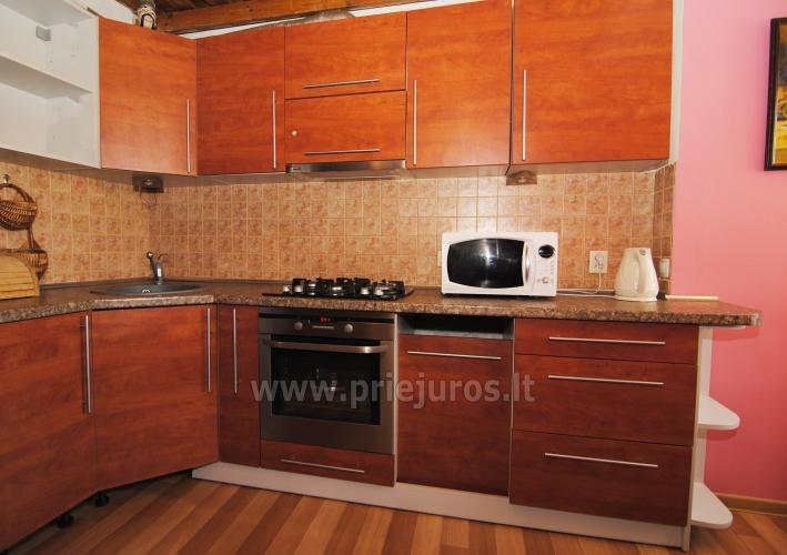 Wohnung zur Miete in Nida, für 2-3 Personen - 6