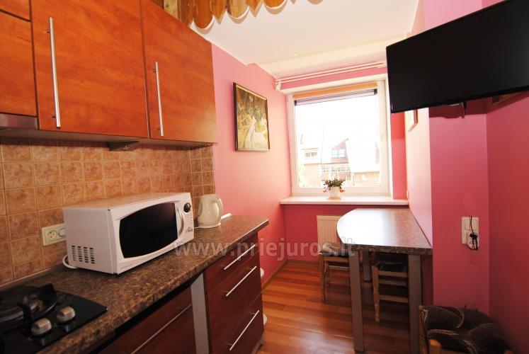 Wohnung zur Miete in Nida, für 2-3 Personen - 7