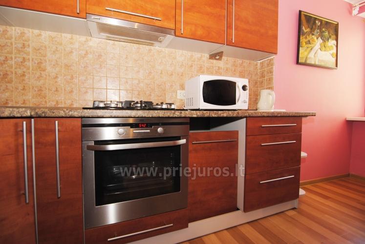 Wohnung zur Miete in Nida, für 2-3 Personen - 8