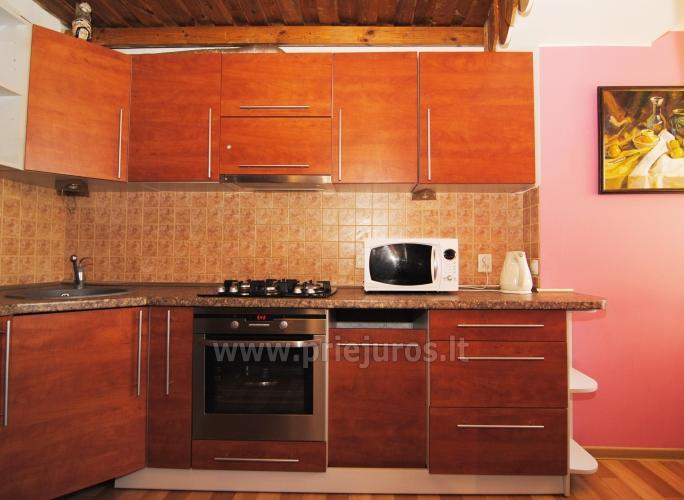 Wohnung zur Miete in Nida, für 2-3 Personen - 9