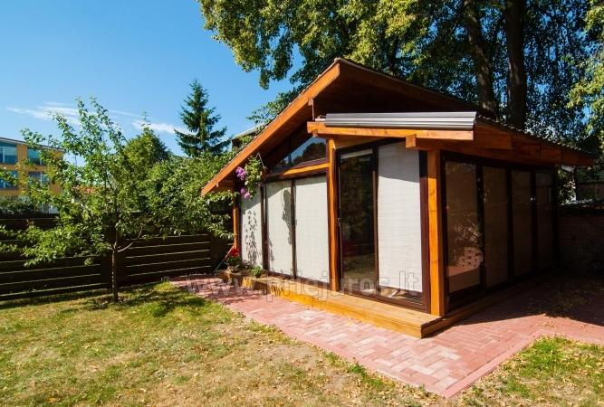 Little holiday house for rent in Palanga - 1