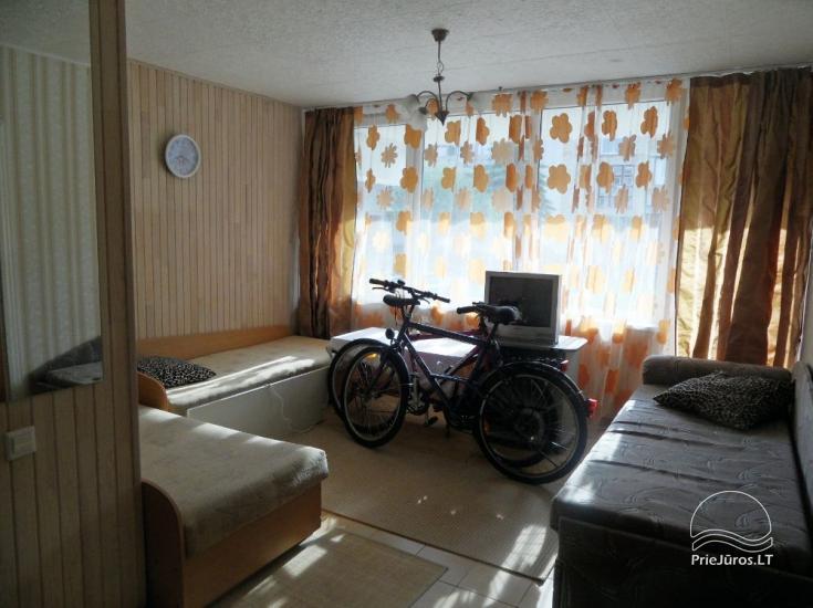 3 dzīvokļi pie kompleksa Elija - 6