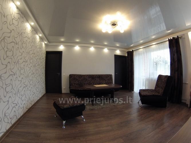 Gemütliche Wohnung im Palanga, in der Nähe J. Basanaviciaus Straße, nahe dem Meer!