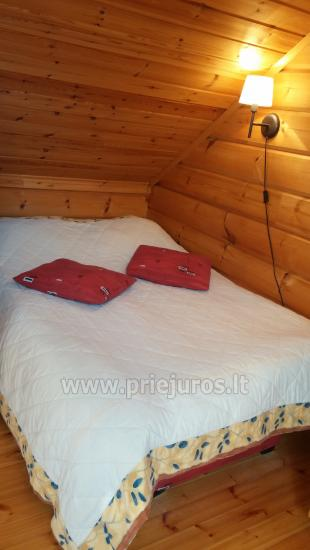 Rent villa with sauna in Palanga Villa Dovilas - 9