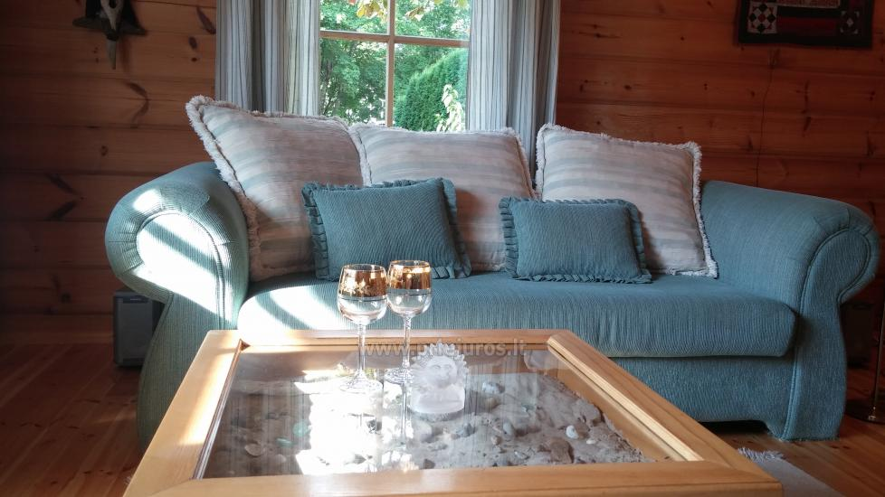 Rent villa with sauna in Palanga Villa Dovilas - 2