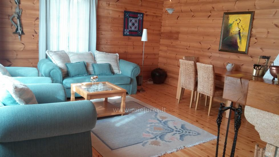Rent villa with sauna in Palanga Villa Dovilas - 1