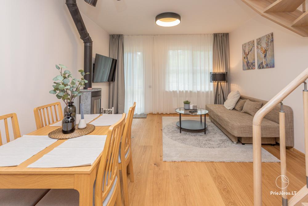 Vasaras māja ar trim atsevišķām guļamistabām Pervalka - 4