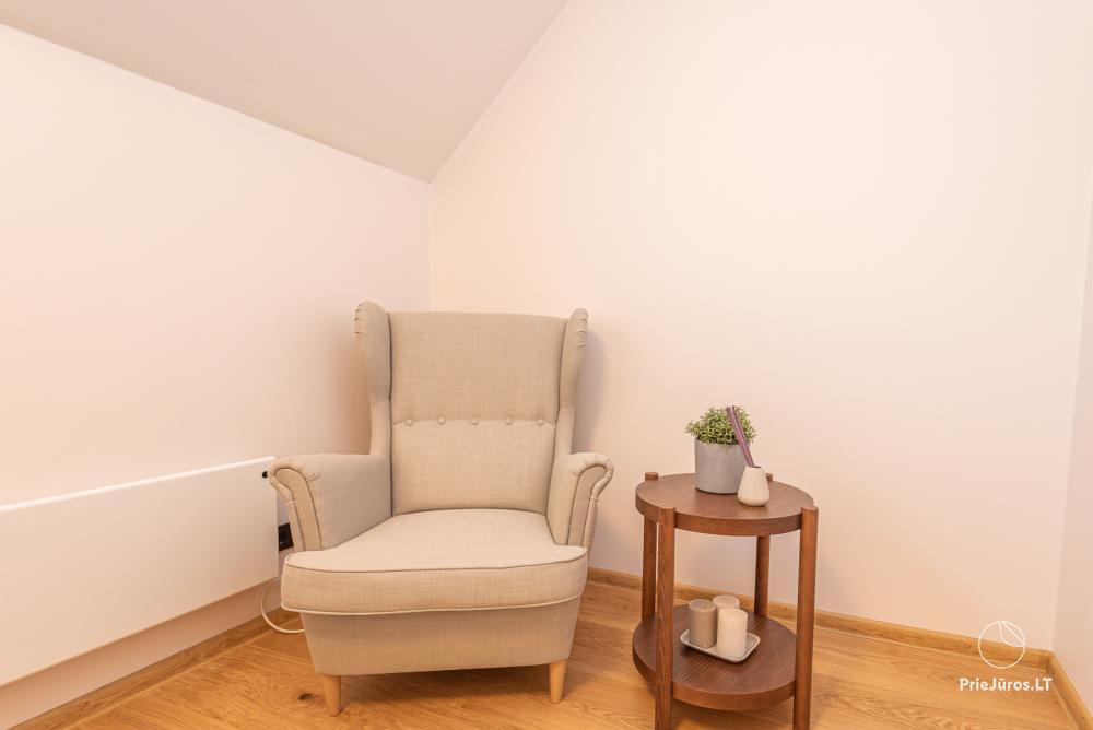 Vasaras māja ar trim atsevišķām guļamistabām Pervalka - 9