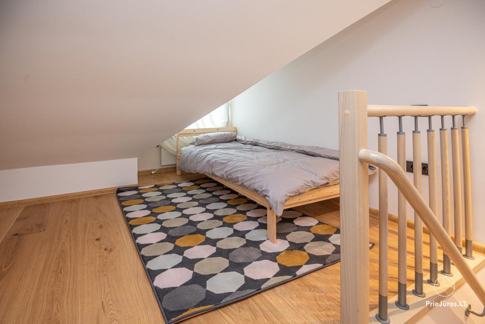 Vasaras māja ar trim atsevišķām guļamistabām Pervalka - 8