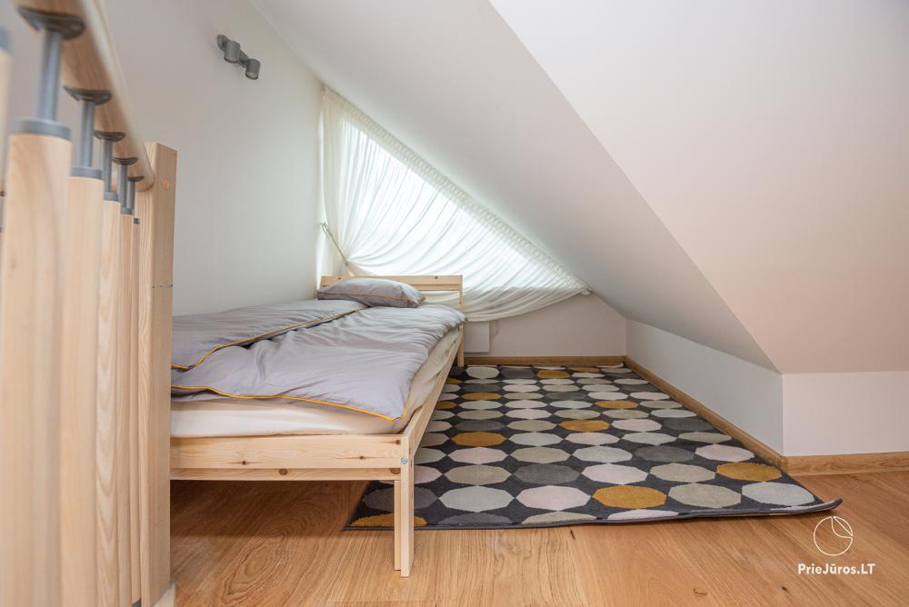 Vasaras māja ar trim atsevišķām guļamistabām Pervalka - 7