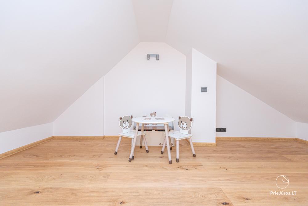 Vasaras māja ar trim atsevišķām guļamistabām Pervalka - 6