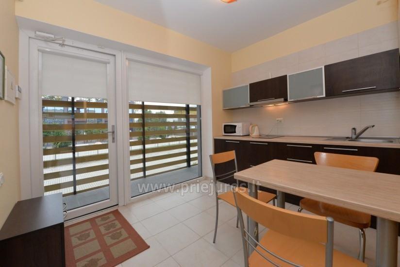 No. 1 studio apartment