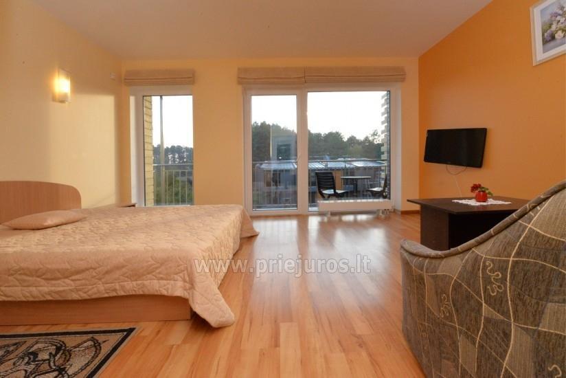 No. 4 studio apartment