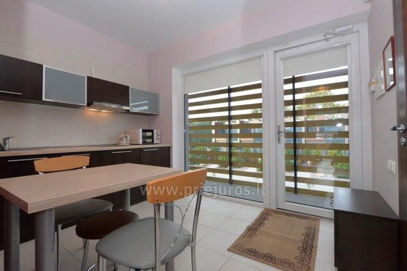 No. 5 studio apartment