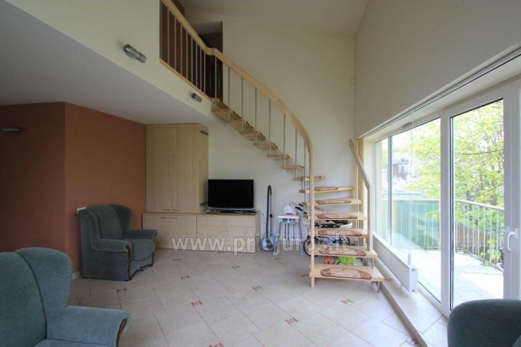 Nuomojamas 70 kv.m., 3 kambarių butas su pirtimi (sauna) Palangos centre - 8